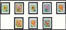 VIETNAM N°110/113+114/117** Fleurs 1977-78 Vietnam Sc#892-895+921-924 Flowers NH