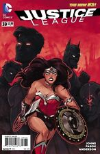 JUSTICE LEAGUE #39 Variant 1:25 DC New 52 Comic 1st Print Near Mint to NM+