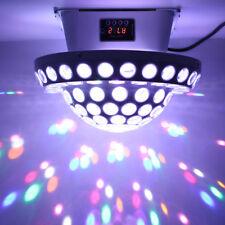 Mushroom Crystal Ball RGB LED Laser Projector Stage Light Crystal Party DJ Disco
