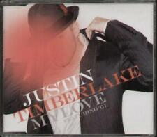 JUSTIN TIMBERLAKE My Love  CD 2 Tracks, My Love Feat Ti/My Love-Instrumental