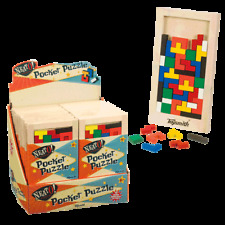 1 pocket puzzle tetrus occupational therapy toy autism kids