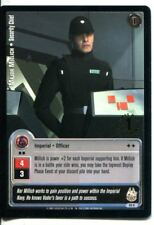 Star Wars Jedi Knights TCG Premiere #53 Major Millich [1st Day]