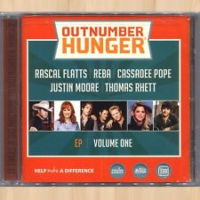 OUTNUMBER HUNGER Limited CD THOMAS RHETT  I Ain't Ready to Quit ACOUSTIC VERSION