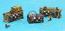 Resicast 1/35 British No.11 Wireless Sets (5 Radios in 3 Configurations) 352328