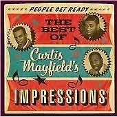 Curtis Mayfield - People Get Ready (The Best of with the Impressions, 1961-1968,