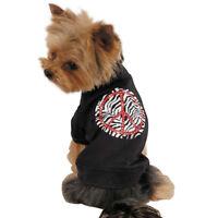 Dog Puppy Tee Shirt - Zack & Zoey - Zebra Peace - XL