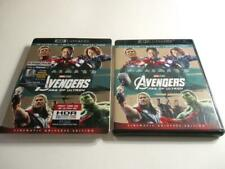 THE AVENGERS: AGE OF ULTRON (Blu-ray 4K UHD + Poster + Slip-Cover, 2015) 1-Disc