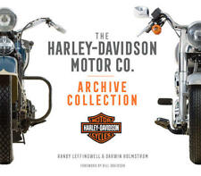 The Harley Davidson Motor Co. Archive Collection BOOK