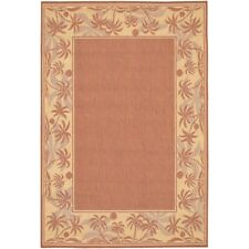 Couristan Recife Island Retreat Terra & Cotta & Natural In/Out Rug
