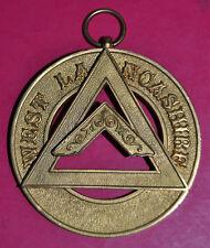 WEST Lancashire Past PROVINCIALE ASSISTENTE GRAND Sojourner Chapter Massonico