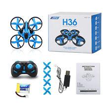 JJRC H36 RC Quadcopter Drone 2.4G 4CH 6-Axis Gyro 3D-Flip Air Heli RTF