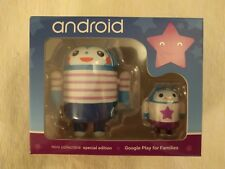 """Android Mini Collectible """"Google Play for Families"""" Special Edition Figure"""