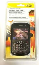 NEW Otterbox BlackBerry Bold 9650 Commuter Case Dual Layer Black Hard Cover
