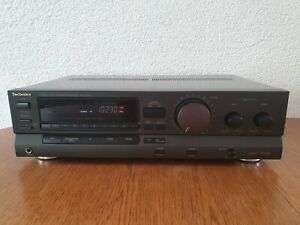 Technics SA-GX130 STEREO SYNTHESIZER RECEIVER , Made in Japan