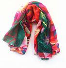 Espagne Femme Desigual Écharpe foulard Plage châle Belle écharpe cercles