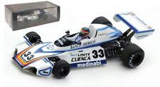 Spark S7102 Brabham BT44B Practice Spanish GP 1976 - Emilo de Villota 1/43 Scale