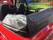 Mk1 Golf Cabriolet Black Tonneau Cover Sportline Rivage Clipper GTI LAST ONE