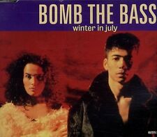 Bomb the Bass Winter in July (1991) [Maxi-CD]