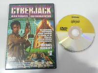 Cyberjack Asesinos Informaticos Michael Dudikoff Robert Lee Dvd Español English