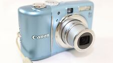 Canon PowerShot A1100 IS 12.1MP Digital Camera - Blue