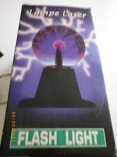 Laser Lampe Flash Light Party Beleuchtung Kugelleuchte Plasma Kugel Sound Interv