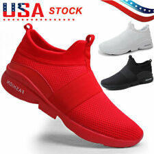 Running Casual Shoes Men's Jogging Non-slip Outdoor Sports Tennis Sneakers Gym