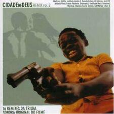 CIDADE DE DEUS =REMIX 2= Mad Zoo/Autoload/Dolores/EdsonX...= grooves DELUXE !