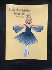 Ballerina Fairies Paper Doll Tom Tierney 1996 Mint Condition