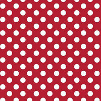 Maywood Studio Dots Dot Red BTY MAS8216-R fabric