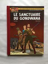 BLAKE ET MORTIMER LE SANCTUAIRE DU GONDWANA / PUB BNP / JACOBS / BD 2008