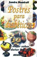 Postres Para Diabeticos-ExLibrary