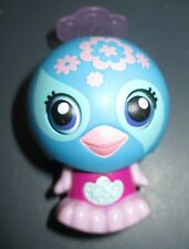 Toy Blue Sphere Eyes Open And Close with Button Doll Transforms