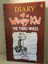 The Third Wheel DIARY OF A WIMPY KID #7 - Jeff Kinney (Paperback 2012) FREE POST