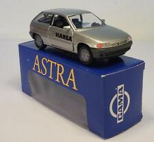 Gama 1/43 Opel Astra Autohaus Hansa Werbemodell in O-Box #9624