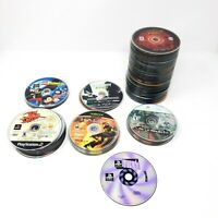 Lot of Approx 170 Untested Scratched Games Discs PC Wii 360 PS1 PS2 PS3 Xbox