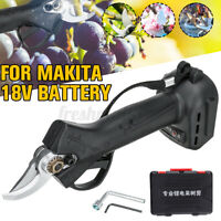 Electric Pruning Shears Secateur Branch Cutter Scissor For Makita 18V Batter र