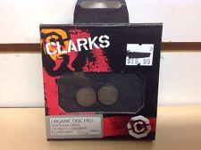 Clarks Disc Pads For Apse Zoom Artek Apollo Shockwave X Rated Bikes Vx836C