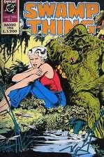 Alan Moore SWAMP THING  Numero 1 Comic Art VERTIGO Marzo 1994