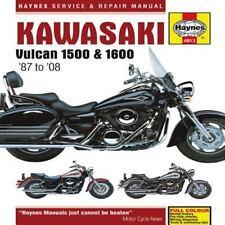 1987-2008 Kawasaki Vulcan VN1500 VN1600 Repair Manual 2004 2005 2006 2007 9137