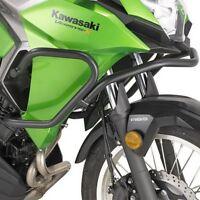 TN4121 - Givi Paramotore tubolare specifico nero Kawasaki Versys-X 300 (17 > 18)