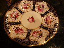"Old Paris Antique Hand painted Plate 9 1/4"""