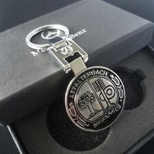 Stainless Steel Metal Car Key Chain Keyring for Mercedes Benz AMG Key Chain
