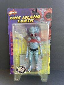 "Universal Studios This Island Earth 8"" SideShow Toys Metaluna Mutant Series 3"