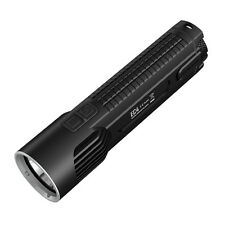 Nitecore EC4 1000Lm Flashlight XM-L2 U2  -Runs On 2x 18650 or 4x CR123A