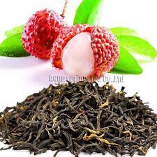 Litchi Flavor Black Tea, Hami Melon Tea,Early Spring Fruit flavor Black Tea