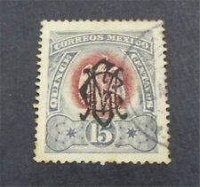 nystamps Mexico Stamp # 444 Used $750 Signed U4y578