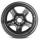 New 17 Inch Steel Wheel Rim For 2005-2012 Chevy Malibu 5 Lug 110mm Black 17x7