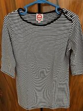 3/4 sleeved stripe top (Small)