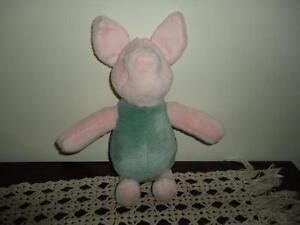 Gund 1997 Classic Pooh PIGLET Stuffed Plush Toy