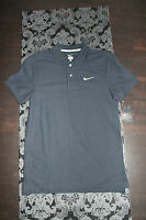 Nike Polo Homme Coton Noir TAILLE S NEUF avec ÉTIQUETTE